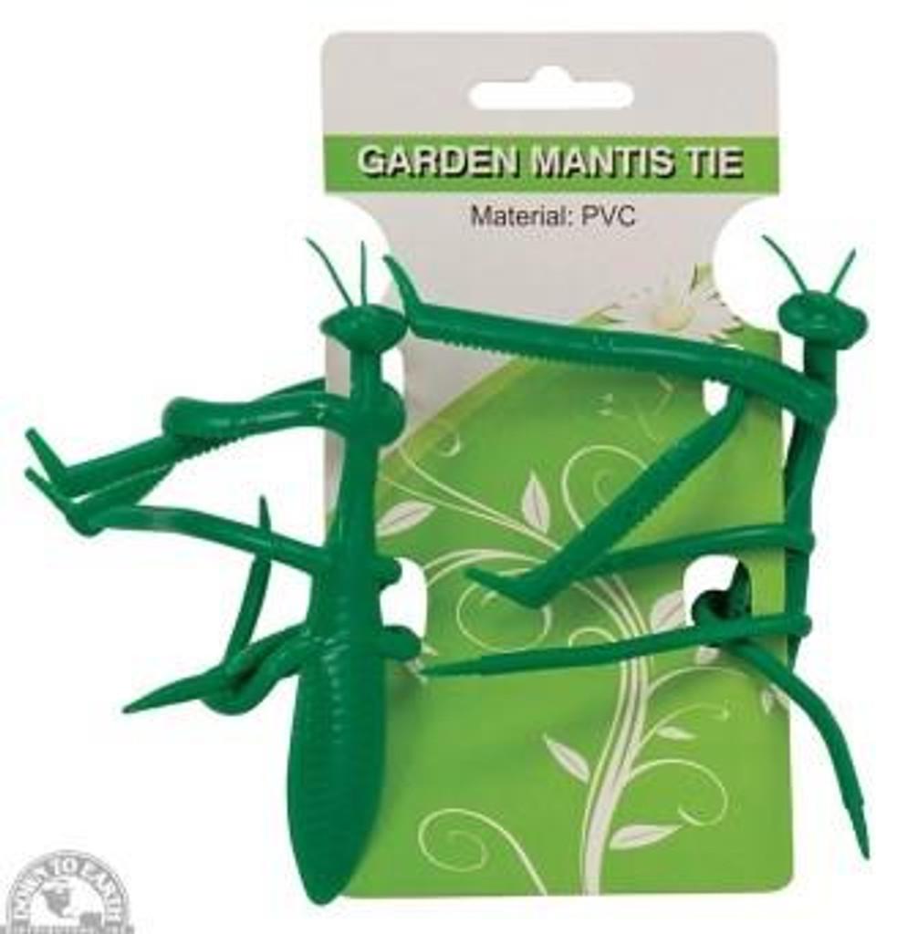 Garden Ties, Mantis