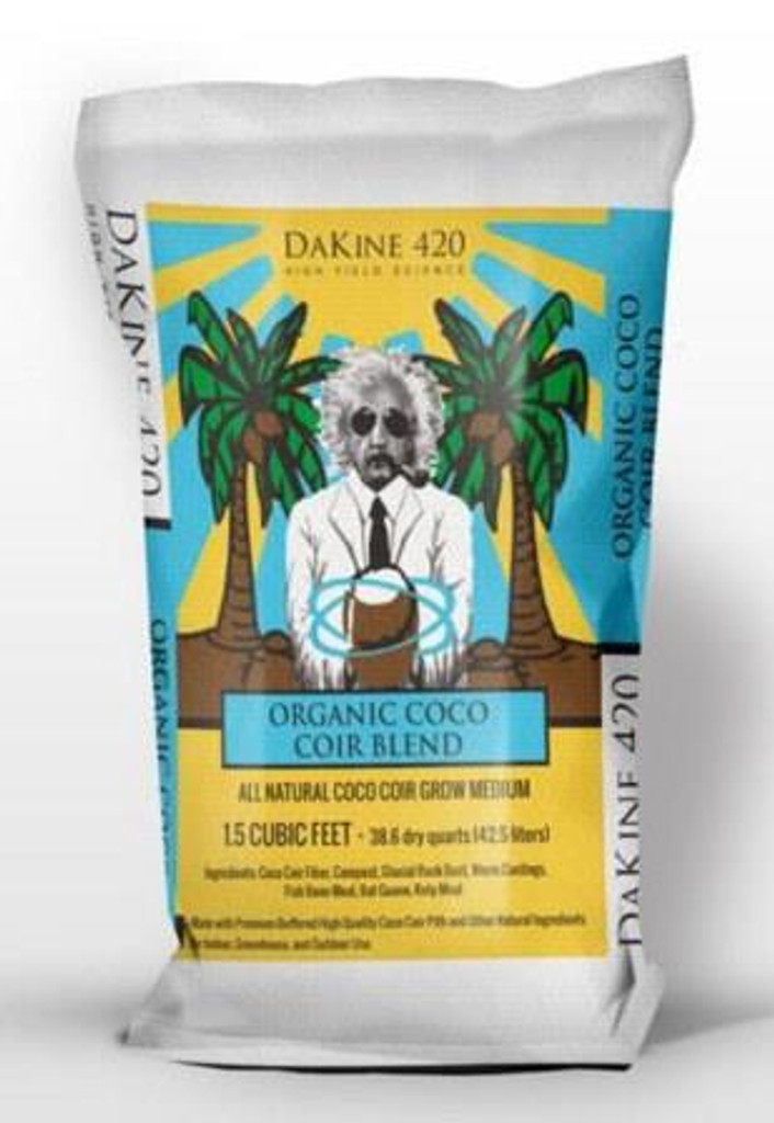 Coco Coir Organic Blend, DaKine 420
