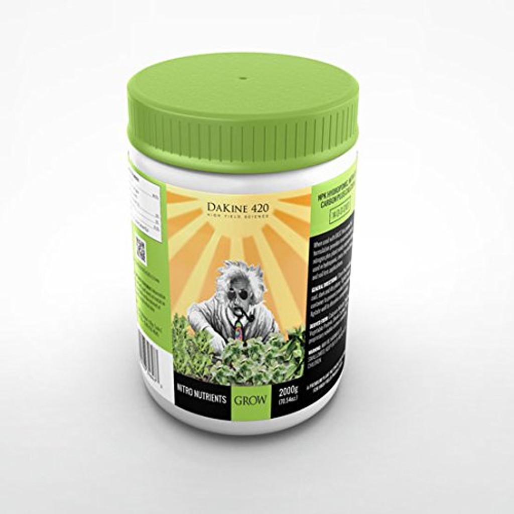 DaKine 420 Nitro Nutrients: Grow, 2000g
