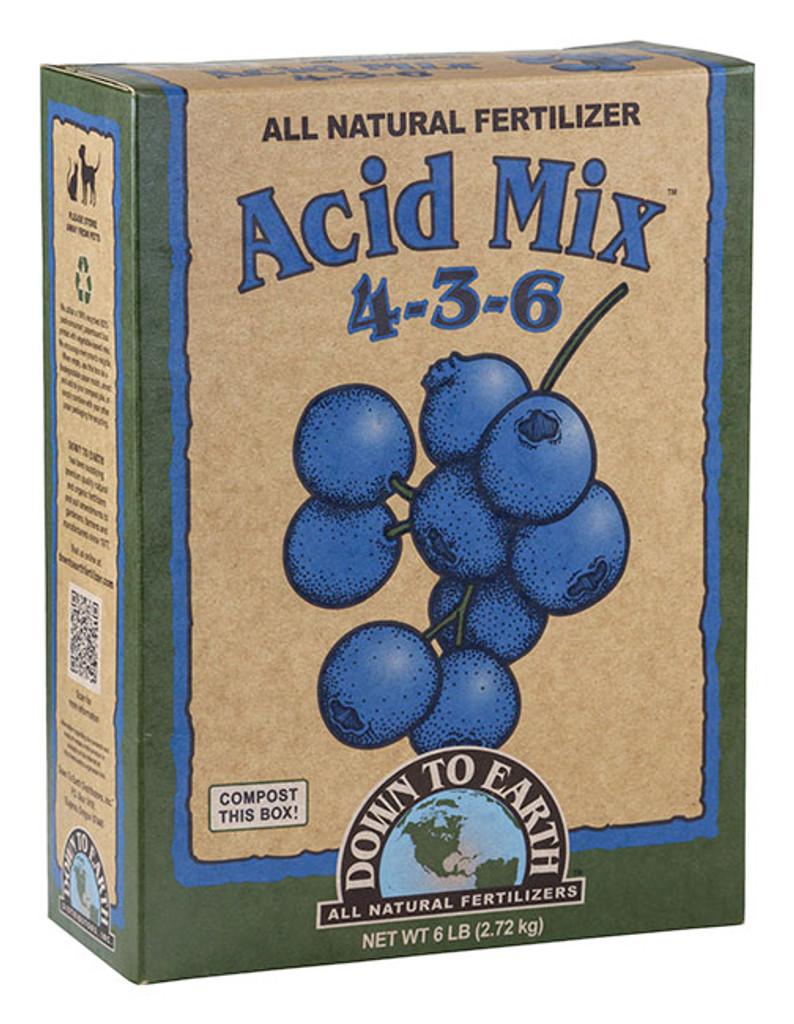 Acid Mix, 5 lb Box