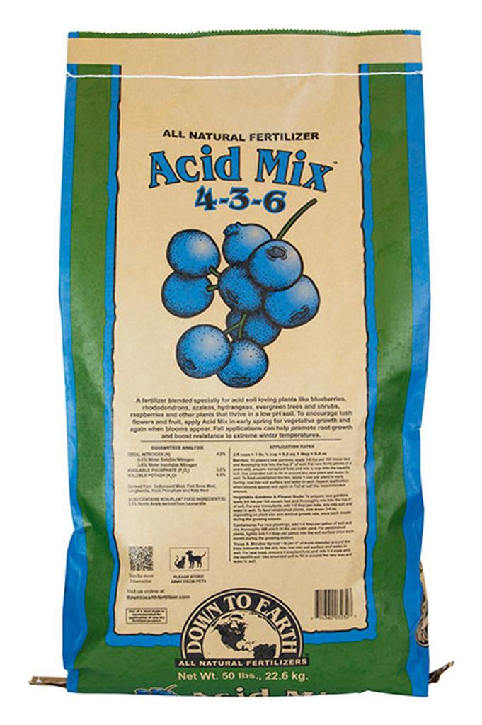 Acid Mix, 50 lb Bag