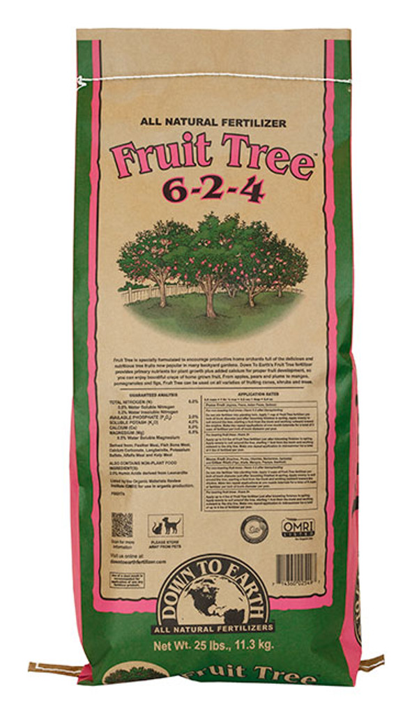 Fruit Tree Blend, 25lbs