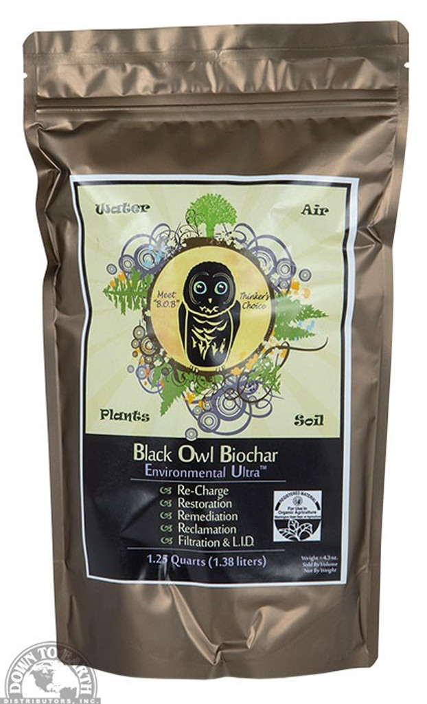 Biochar Environmental Ultra, 1 Qt