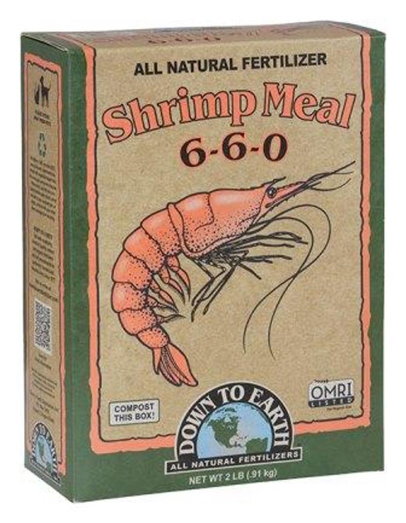 Organic Shrimp Meal 6-6-0, 2lb