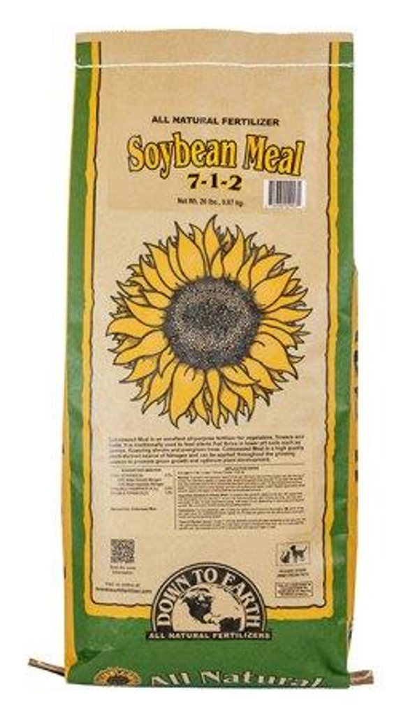 DTE Soybean Meal 7-1-2, 20lb