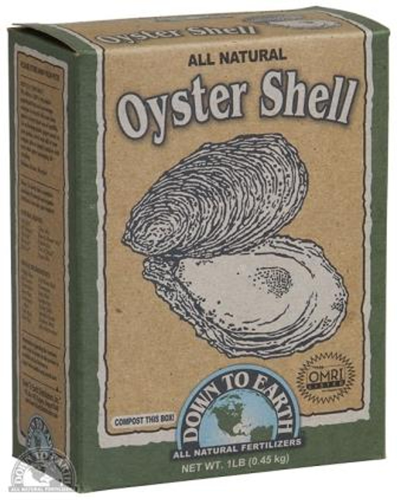 DTE Oyster Shell, 6lbs