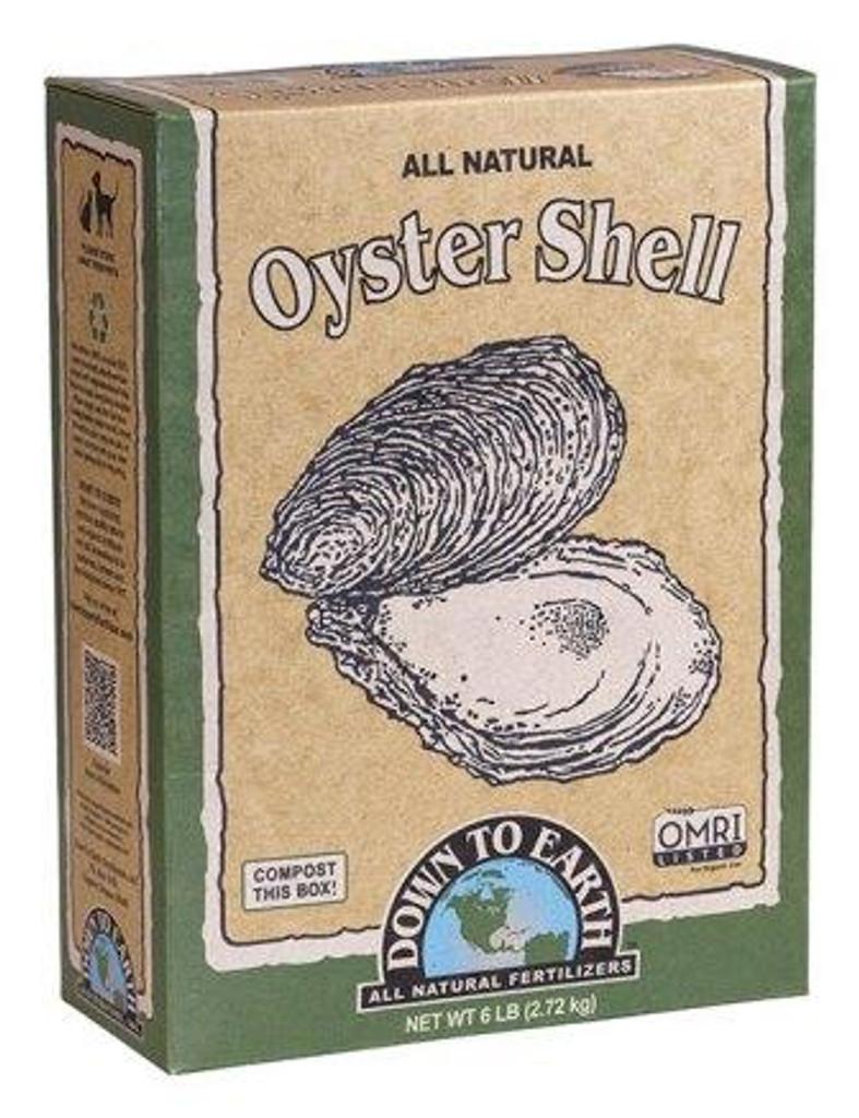 Organic Oyster Shell, 1lb