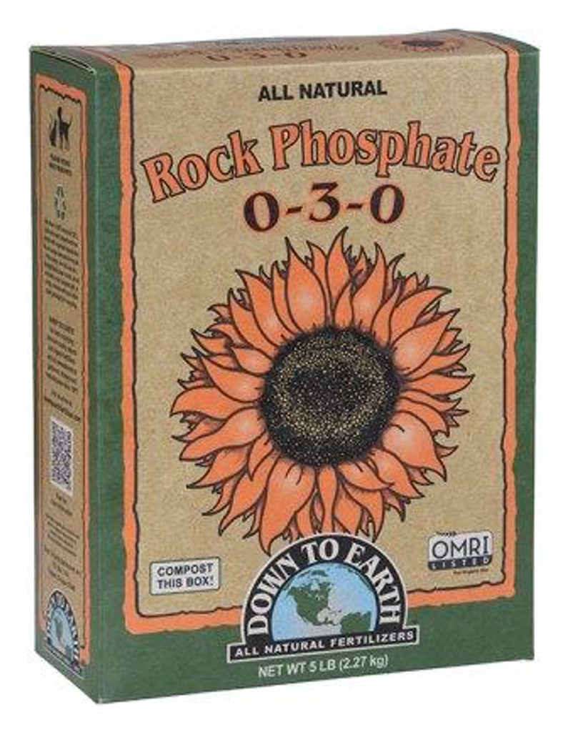 DTE Rock Phosphate, 0-3-0
