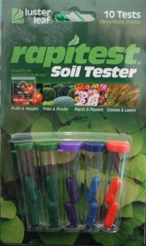 Soil Tester, Rapitest