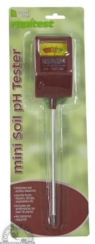 Mini Soil pH Tester, Rapitest