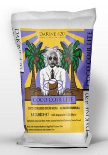 Coco Coir Lite Aeration, DaKine 420