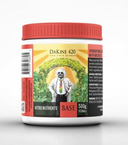 Nitro Nutrients: Base, DaKine 420, 500g