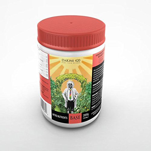 DaKine 420 Nitro Nutrients: Base, 2000g