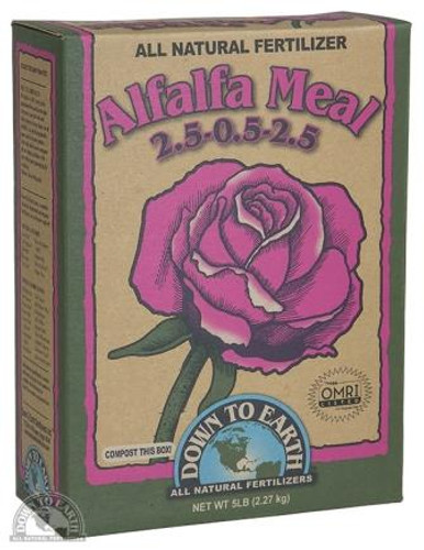 Alfalfa Meal, 5lb Box