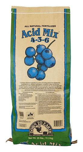 Acid Mix, 25 lb Bag