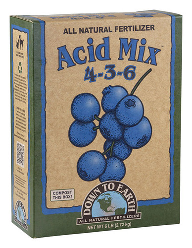Acid Mix, 5 lb Box