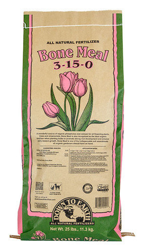 Bone Meal, 25 lb Bag