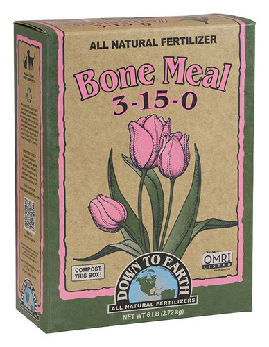 Bone Meal, 6 lb Box