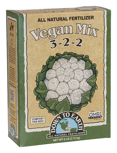 Vegan Mix, 6 lb Box