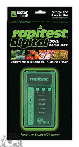 Rapitest Digital Soil Test