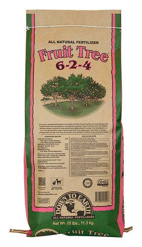 Fruit Tree Blend, 25lbs