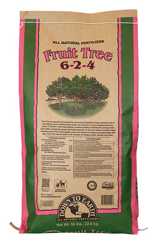 DTE Fruit Tree Blend, 50lbs