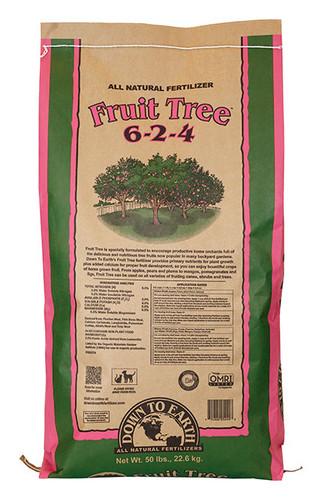 DTE Fruit Tree Blend, 50lbs