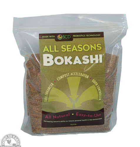 All Seasons Bokashi, 2.2lbs