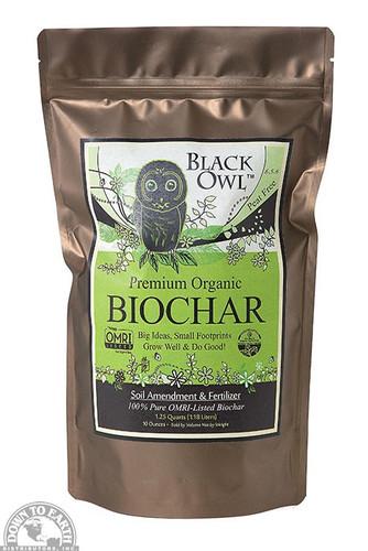 Premium Biochar, 1 Qt