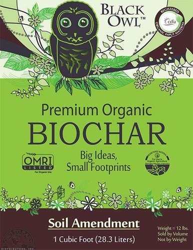 Premium Biochar, 1 CF