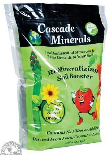Cascade Minerals, 10lbs