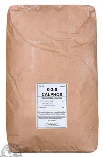 Organic Granular Calphos 0-3-0, 50lbs