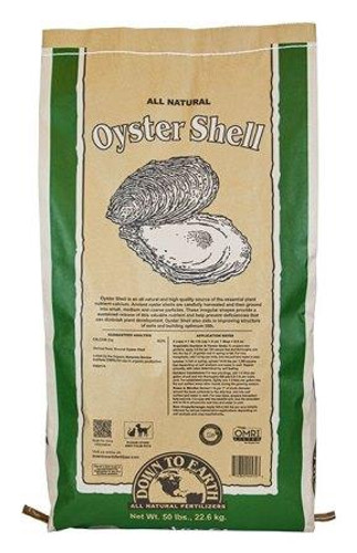 DTE Organic Oyster Shell, 50lbs