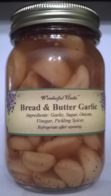 Bread & Butter Garlic