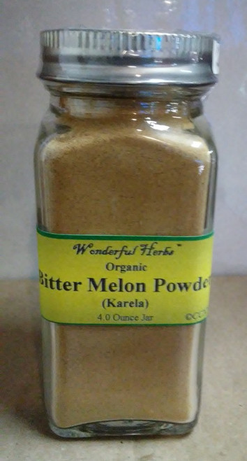 Bitter Melon Powder 4 oz