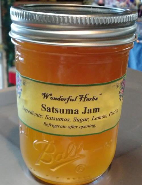 Satsuma Jam