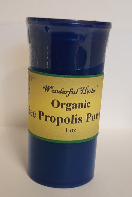 Organic Bee Propolis Powder