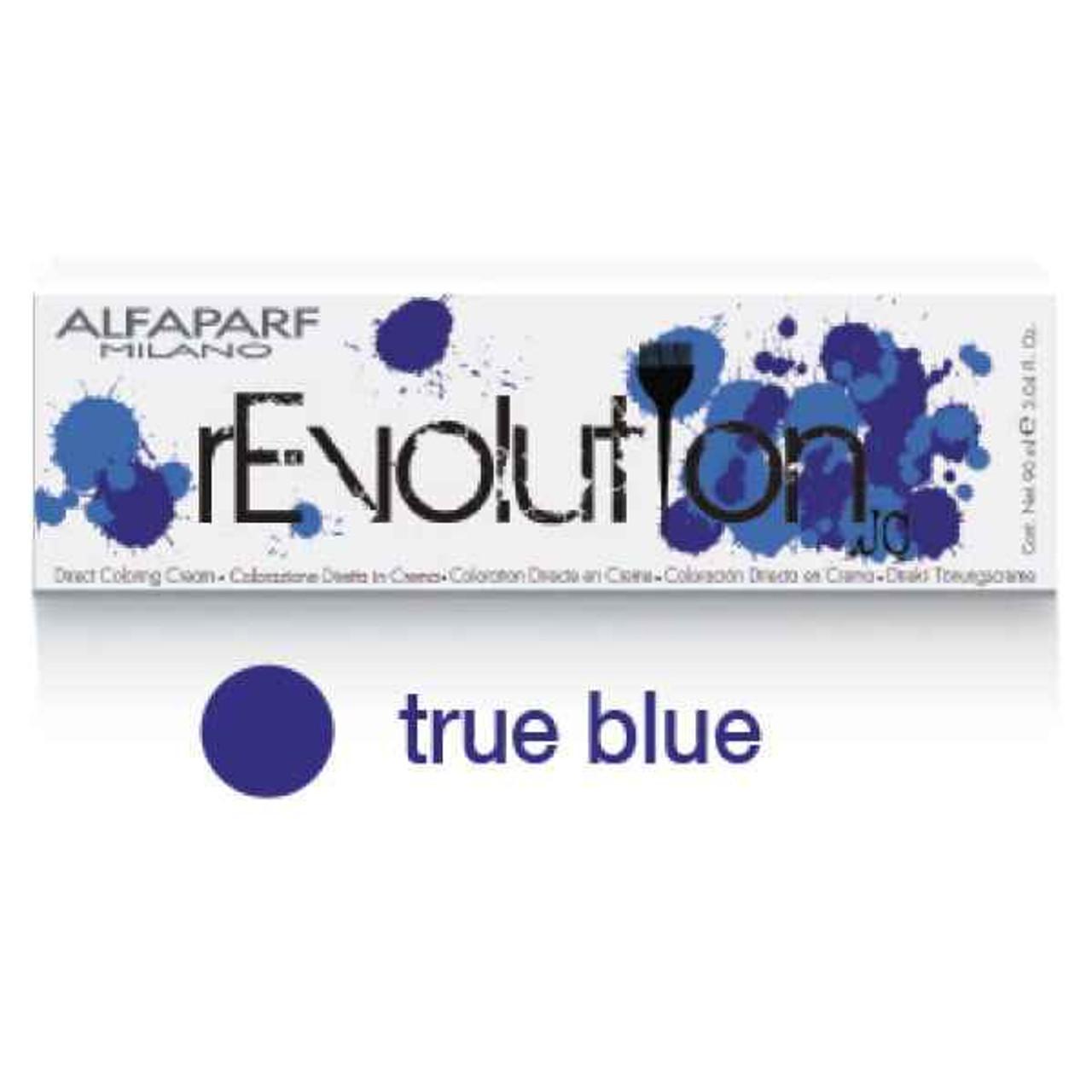 Revolution True Blue 3 04oz Beauty Solutions Llc
