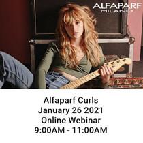 Alfaparf Curls New Semi Di Lino 1.26 Virtual