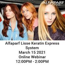 Other Brands Alfaparf Lisse Keratin Express System 3.15 Virtual