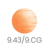Eleven EC LQ 9.43 Very Lt Blonde Copper Gold