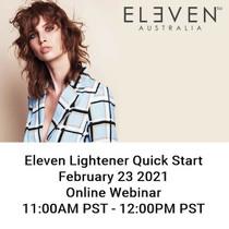 Eleven Lightener Quick Start 2.23 Virtual