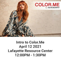 Other Brands Intro to ColorMe 4.12 Lafayette 12PM