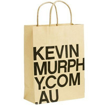Kevin Murphy KM Merch - Bags - BROWN paper retail