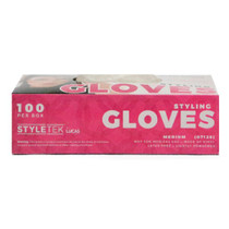 Other Brands Lucas Vinyl Gloves - Lightly Powdered