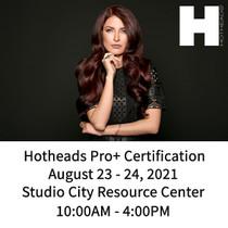 Hotheads Pro Certification Studio City