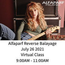 Other Brands Alfaparf Reverse Balayage 7.26 Virtual