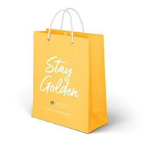 ColorProof ColorProof Stay Golden Paper Bag