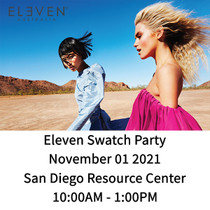 Other Brands Eleven Swatch Party 11.1 San Diego