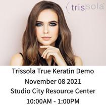 Other Brands Trissola True Keratin Demo 11.8 Studio City